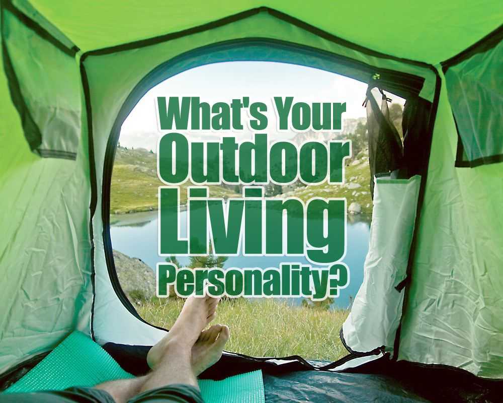 Outdoor Personality Quiz