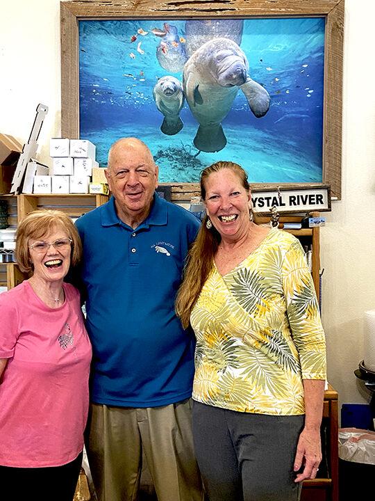 Tina Sell (pink), Roger Osborne, Sally Clifford.jpg