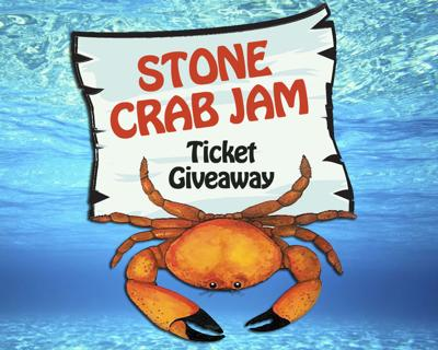 Stone Crab Jam Tickets Giveaway