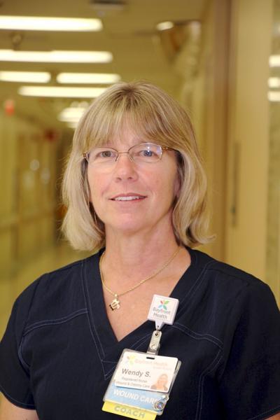 Wendy Sugioka, BSN, RN, CWCN