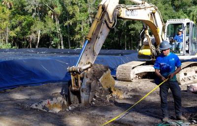 Homosassa River Cleanup Project