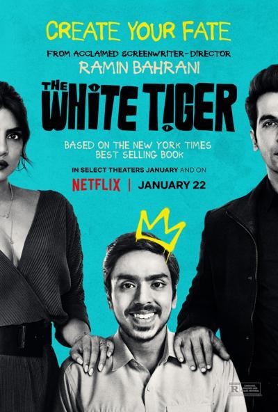 """The Stream -- """"White Tiger"""""""
