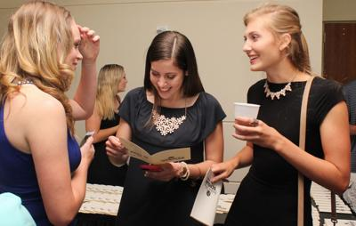 Students shine at Golden Scholar awards