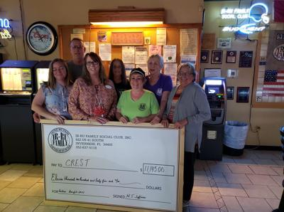 IR-RU Family Social Club donates to CREST