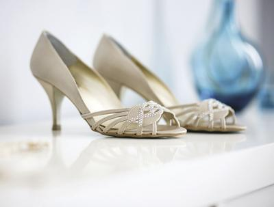 Choosing The Perfect Wedding Shoes Contest Events