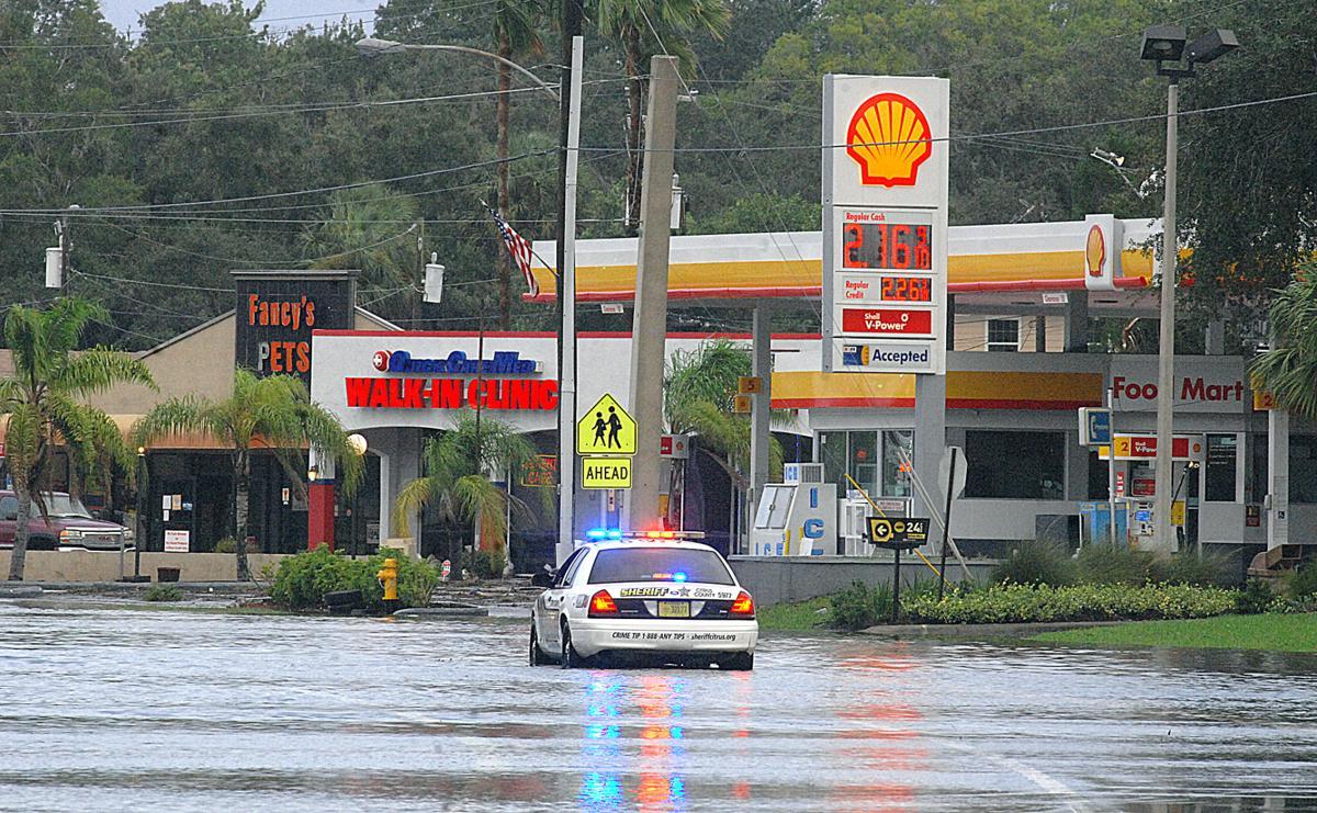 Hurricane Hermine Flooding (File)