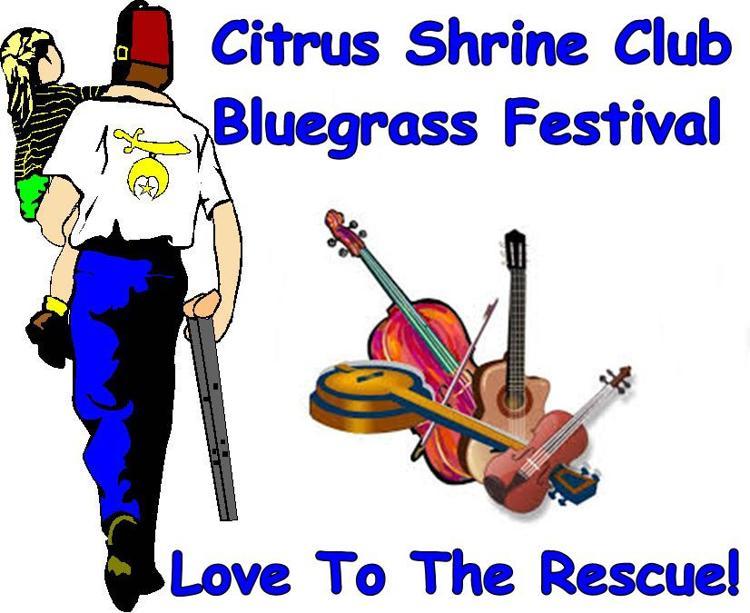Citrus Shrine Club Bluegrass Festival