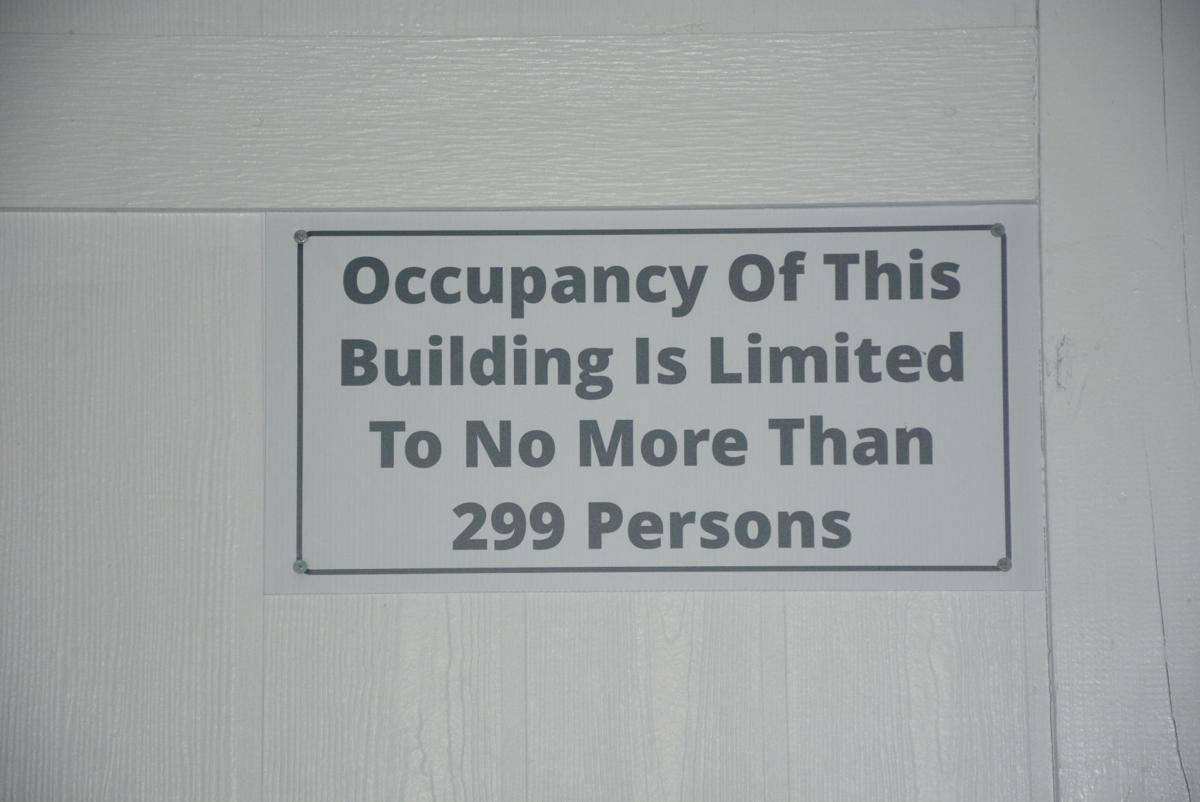 Williams barn-capacity