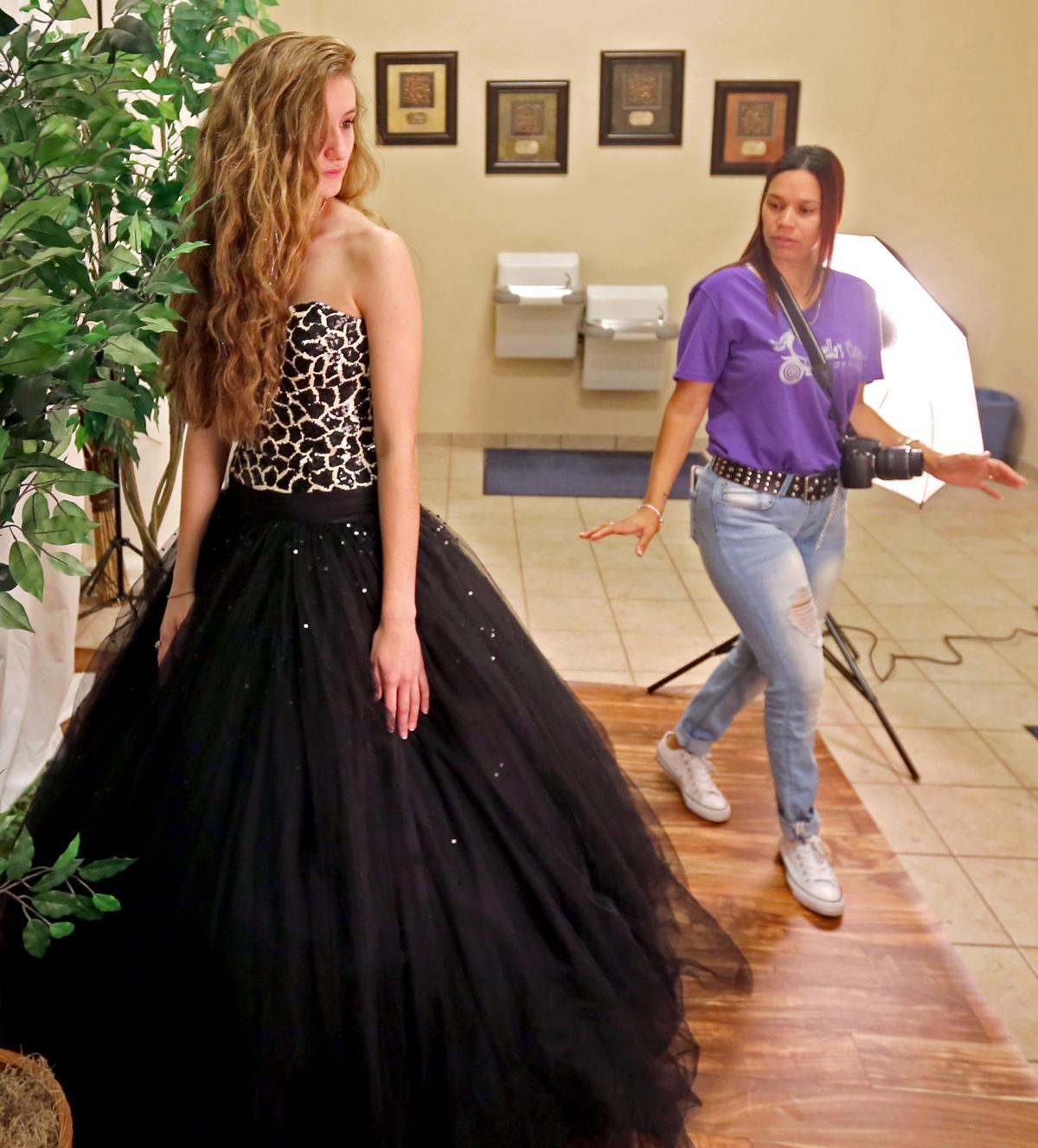 Preparing for prom at the 11th annual Cinderella\'s Closet | Local ...