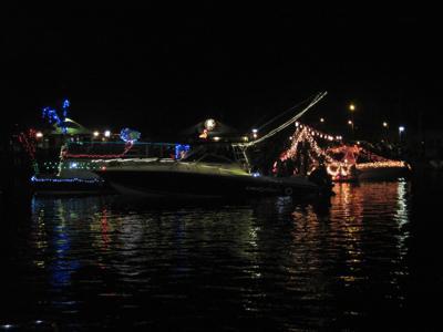 2011 Crystal River Boat Parade