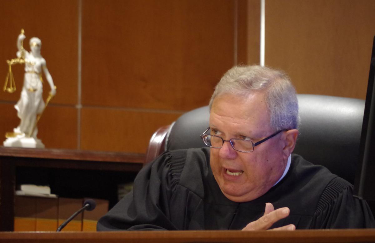 Judge Richard Howard FILE