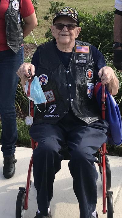 Hernando honors two time prisoner of war