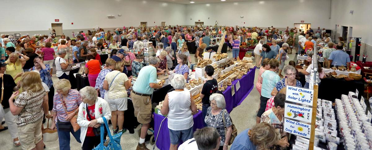 Craft Show In Crystal River