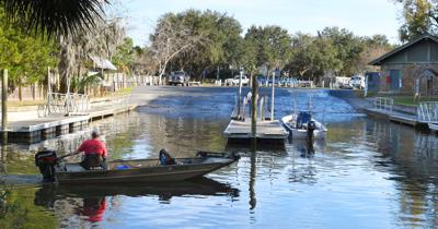 boat ramp fees commission meeting