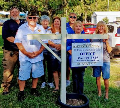 VFW donates to Mission in Citrus
