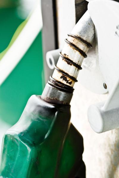 Gas pump stock art