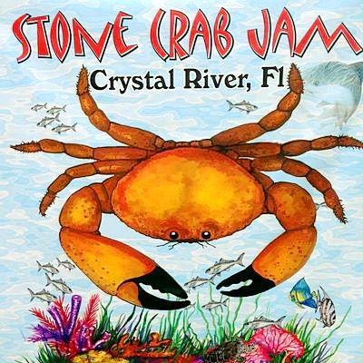 Stone Crab Jam logo