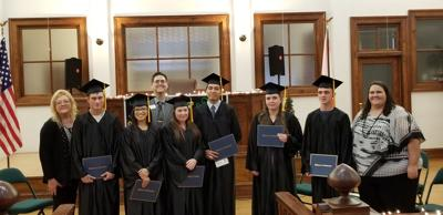 Online graduates from library 0116
