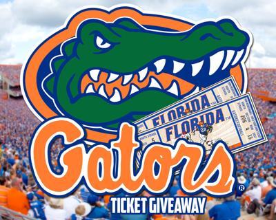 Gator Football Ticket Giveaway
