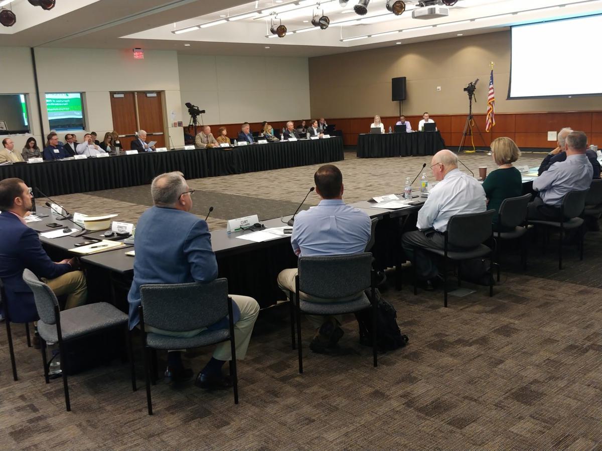 Northern Turnpike Task Force meeting