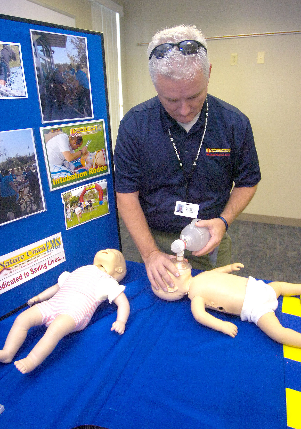 Thanks To State Grant Nature Coast Ems Teaches Cpr To 2700 People