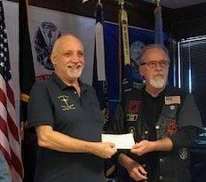 American Legion Riders donate to Daystar Life Center