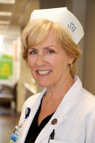 Cathy Desanti, BSN, MSHS