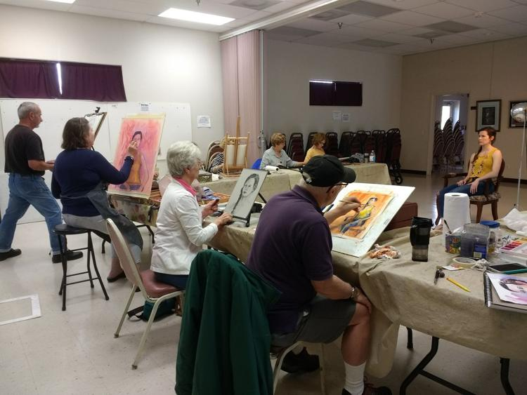 Portrait Painters