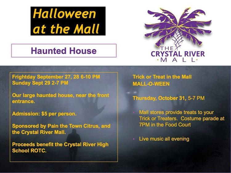 Halloween at the Mall