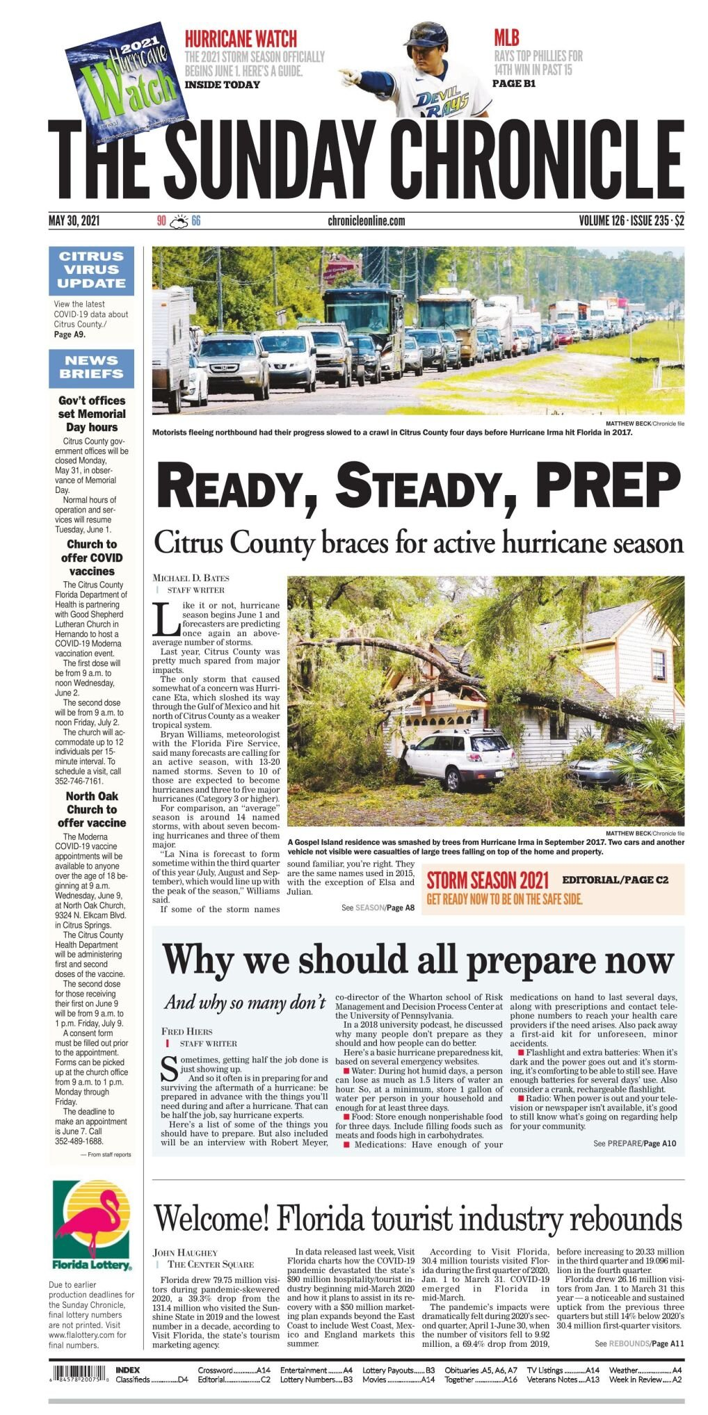 Citrus County Chronicle e-edition May 30, 2021