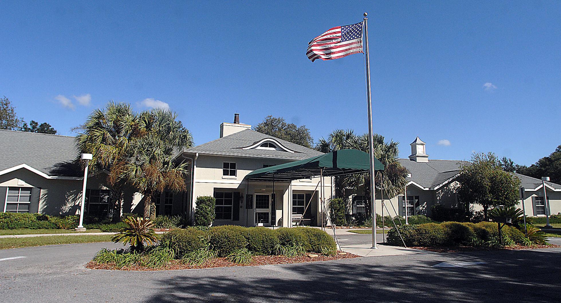 Hospice of Citrus County file Tavares hospice