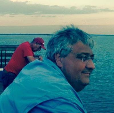 Crystal River Watersports' Mike Engiles