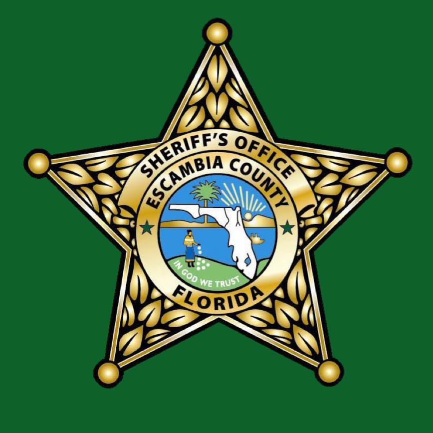 Escambia County Sheriff's Office Logo