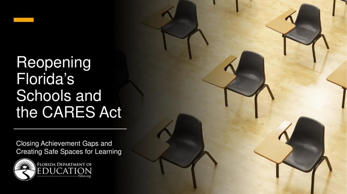 Reopening Florida's Schools and the CARES Act