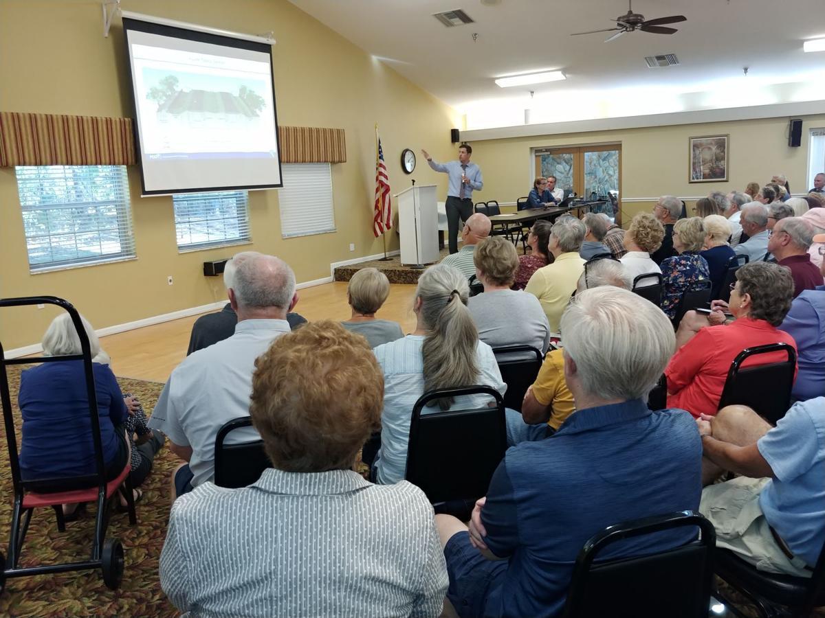Pine Ridge parkway meeting