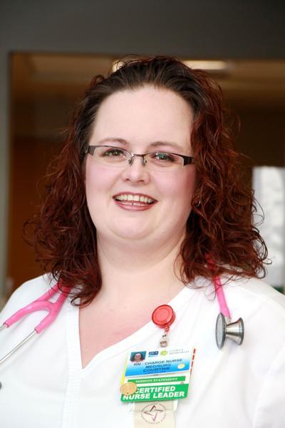 Courtnie Johnson, BSN, RN, ONC