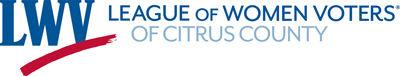 League of Women Voters of Citrus County logo