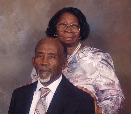 Frank and Jewel Atkins anniversary
