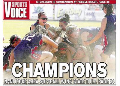Softball: Williams reflects on Nanticoke Area's 2010 title