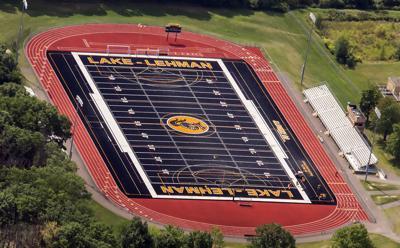 Lake Lehmam Stadium 1