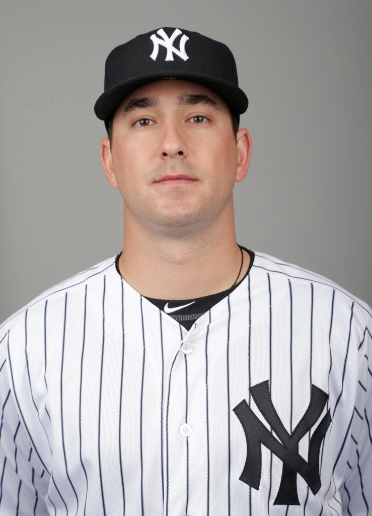 RailRiders coaches have fun with Lail's long-awaited promotion