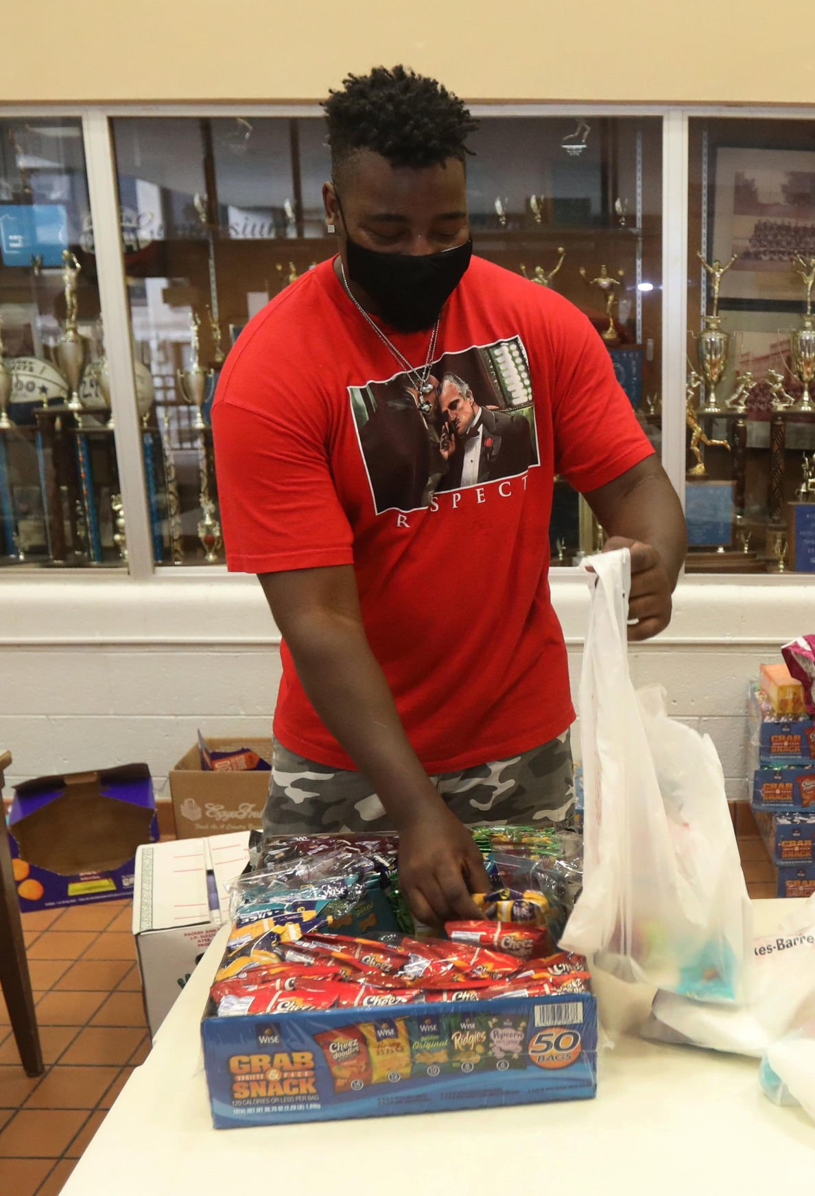 570 On The Go Helps Wilkes-Barre Area School Students
