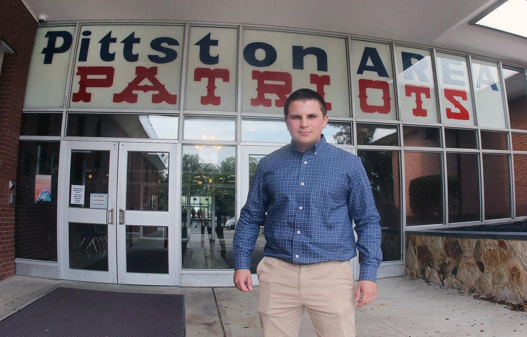 AMAZING KIDS: Matthew D'Elia gets associate degree while still in high school