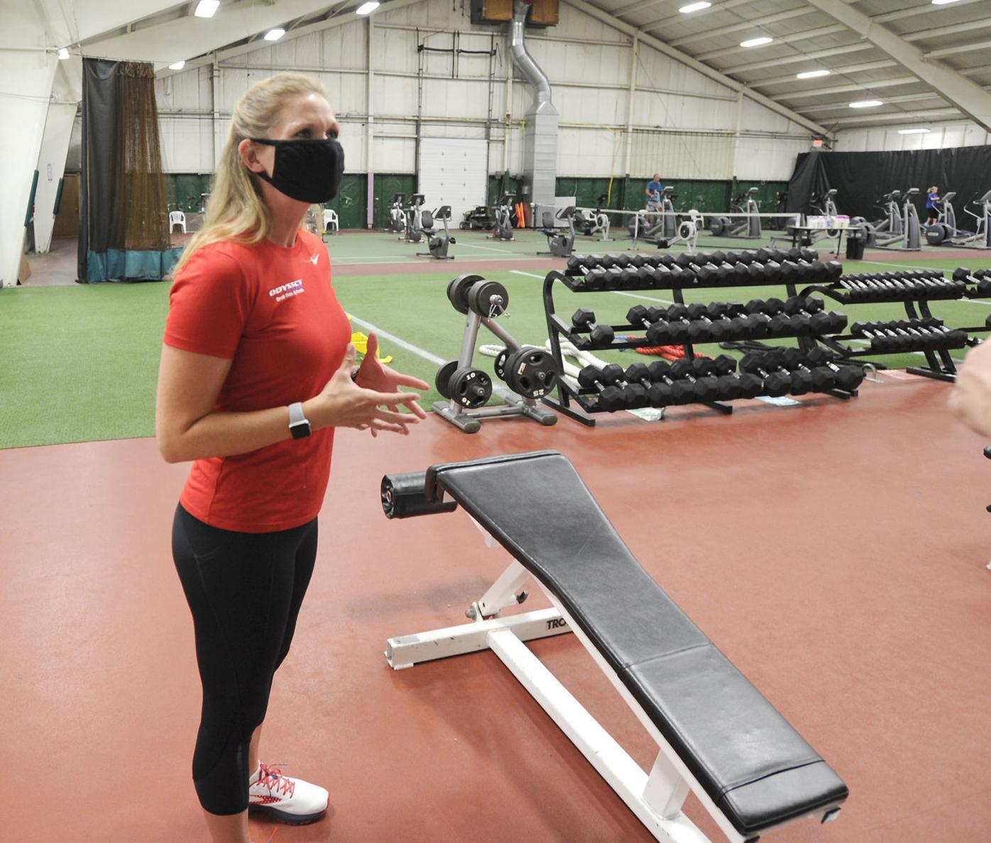 No Sweat Gyms Reopen In Green Phase Coronavirus Citizensvoice Com