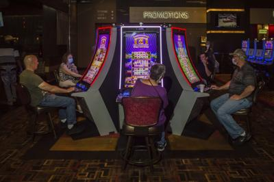 Virus Outbreak Mississippi Casinos Reopen