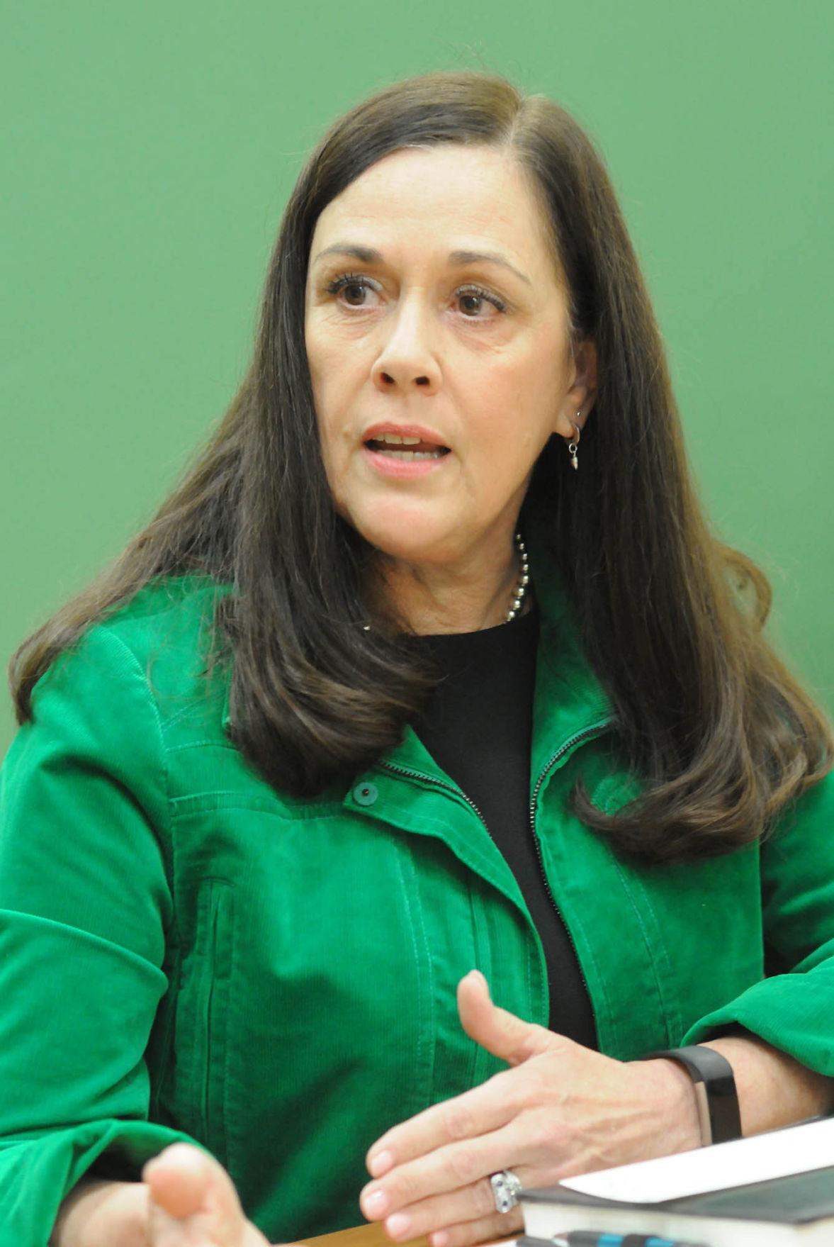 State Sen. Lisa Baker, R-20, Lehman Twp.