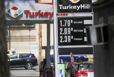 Gas tax revenue drying up
