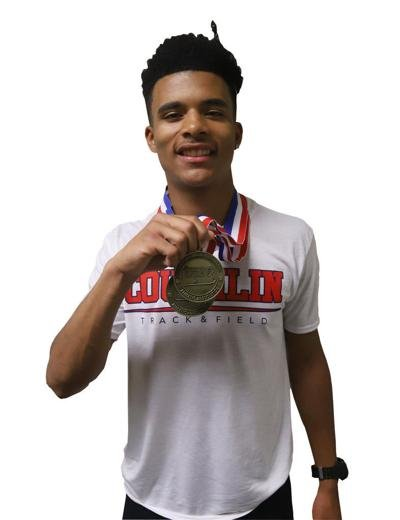 ATHLETE OF THE WEEK: Rafael McCoy, Coughlin Track & Field