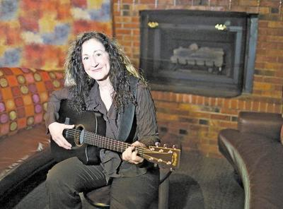 Singer Marilyn Kennedy just wants to entertain