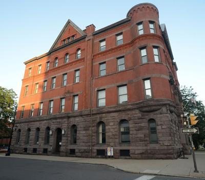 Wilkes-Barre City Hall (copy)